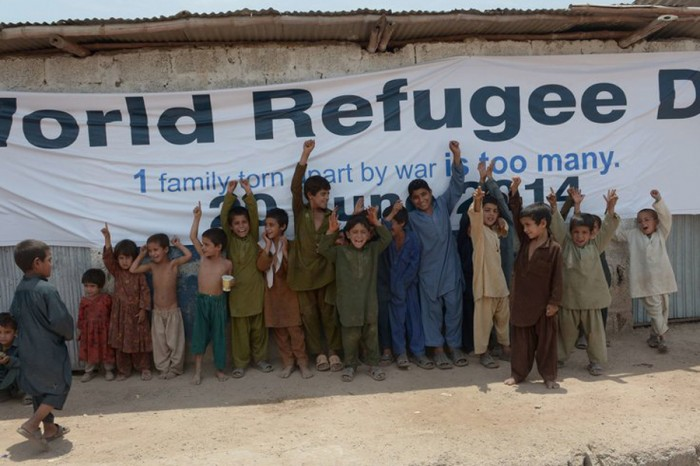 This World Refugee Day, let us stand in solidarity #WithRefugees — CENTHRA