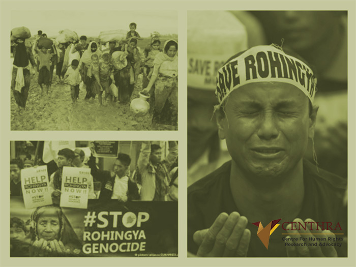 ROHINGYA GENOCIDE REMEMBRANCE DAY (25 AUGUST)