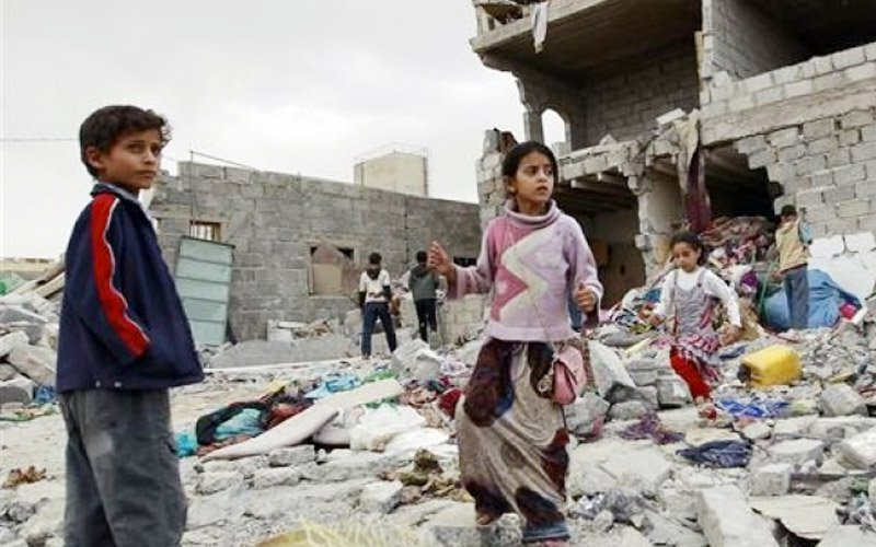 Human rights group lauds govt for aid to Yemen